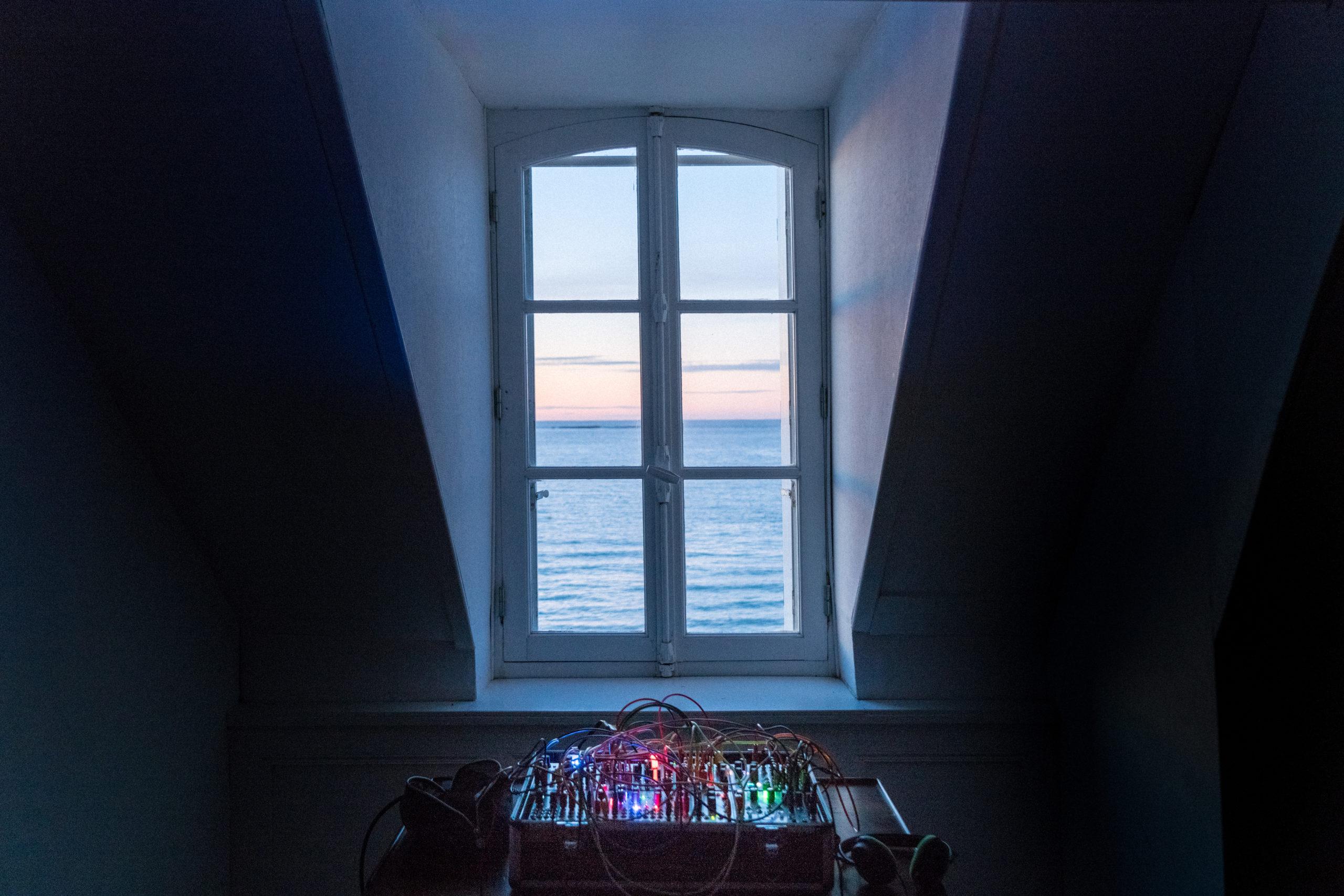 Fenêtre vers le nord